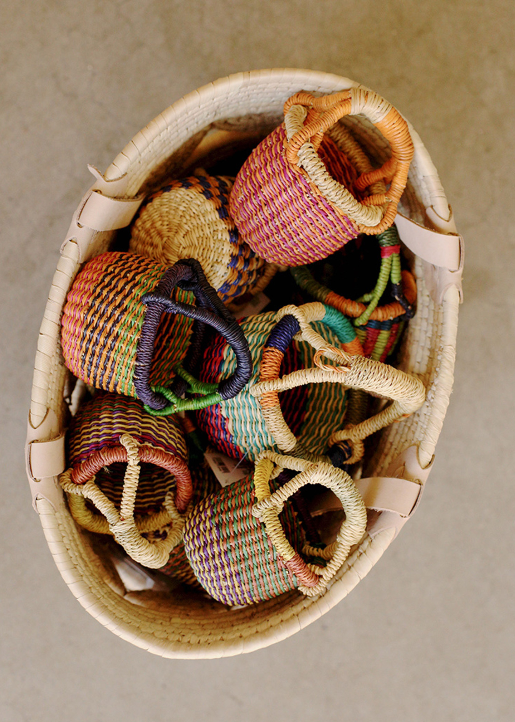 Tiny Market Basket