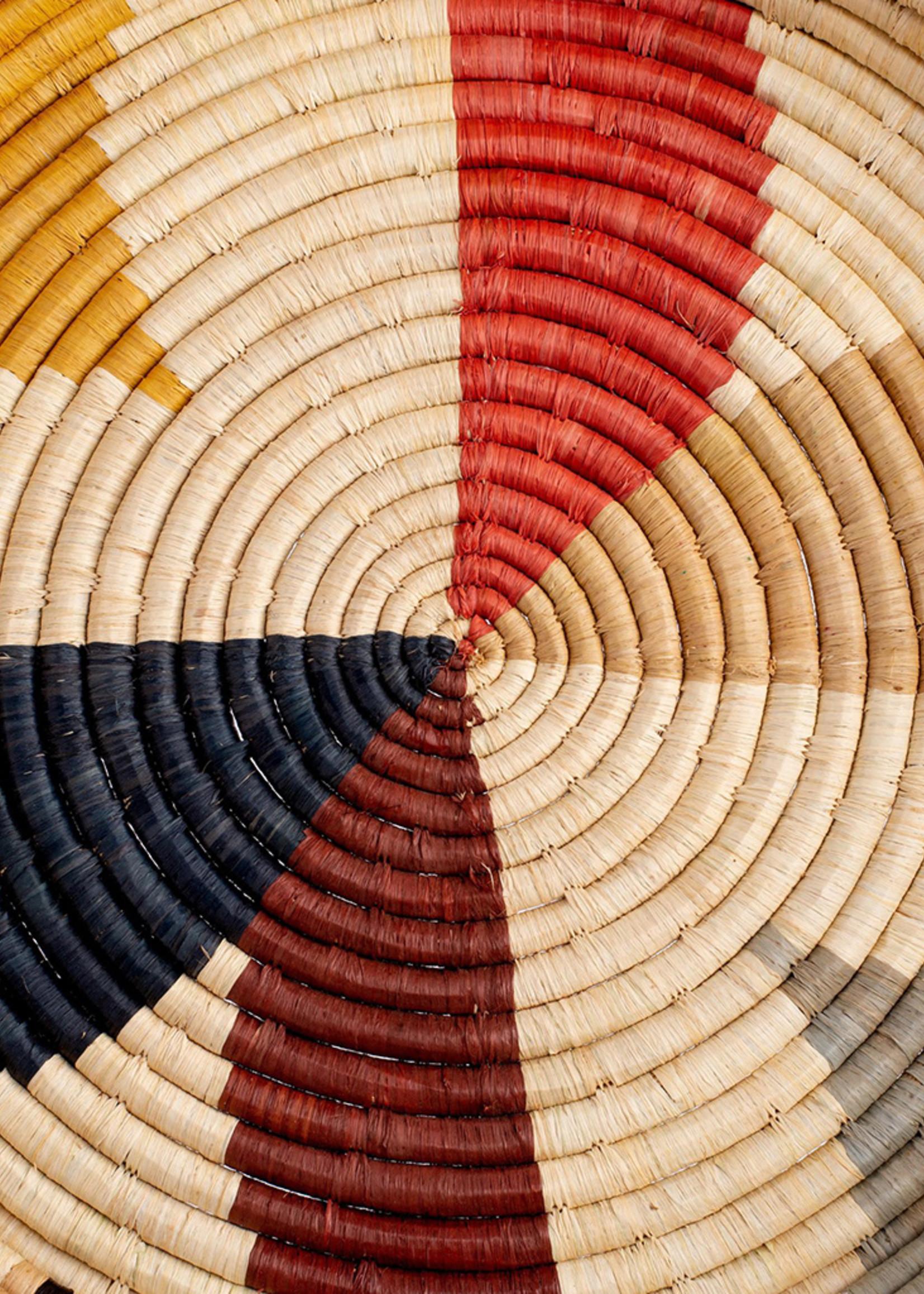 "Kazi 32"" Mod Annette Jumbo Wall Plate"