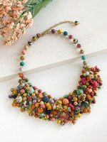 Kantha Khalani Necklace