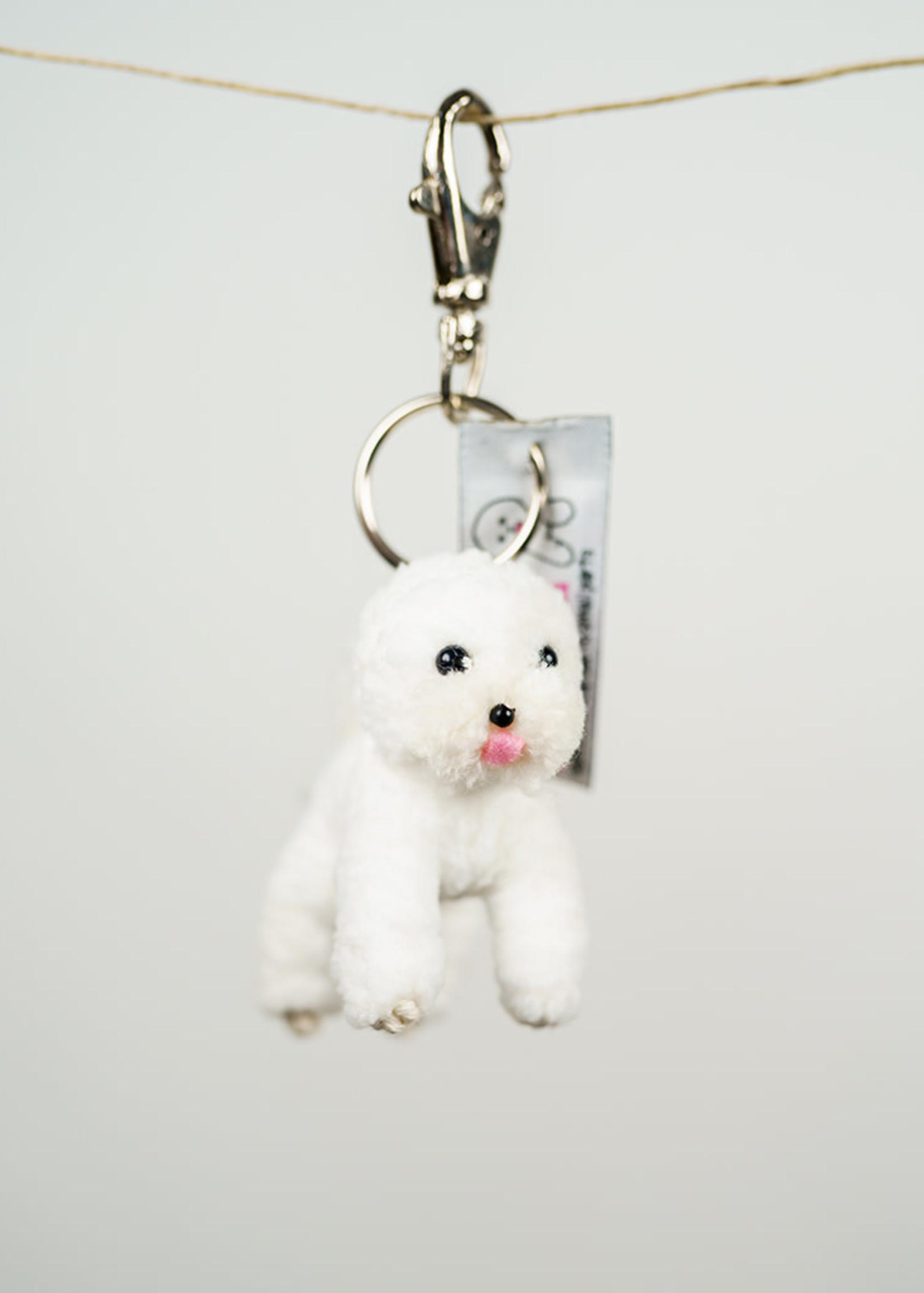 Chibi Dog String Doll