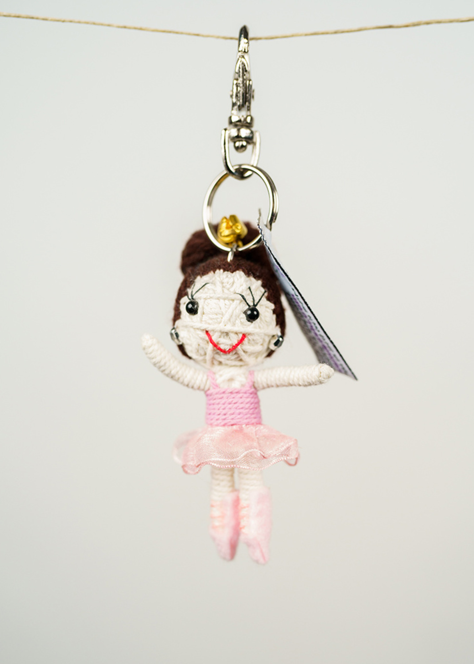Grace Ballerina String Doll