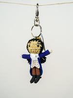 Alexander Hamilton String Doll