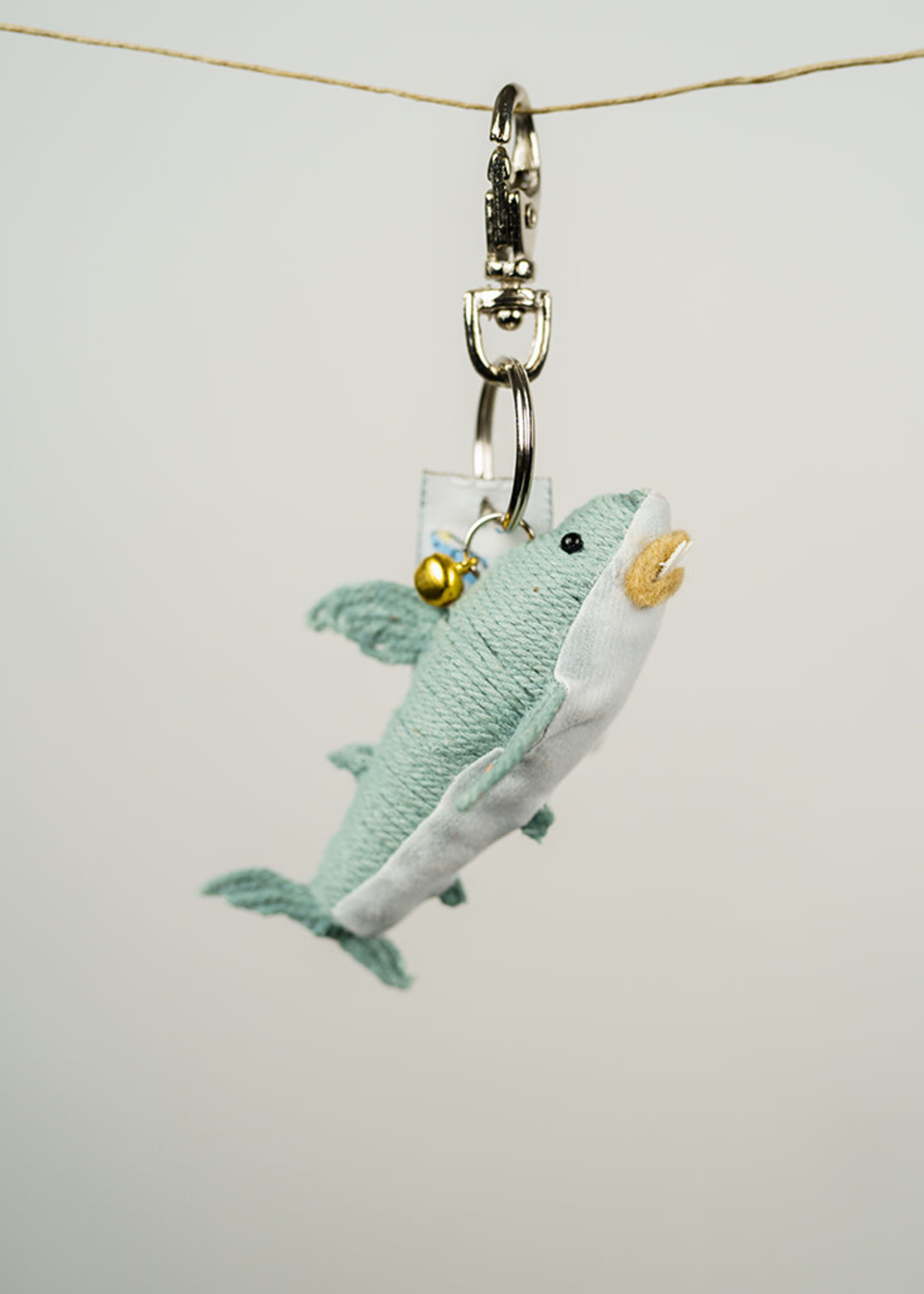 Hannibal Shark String Doll