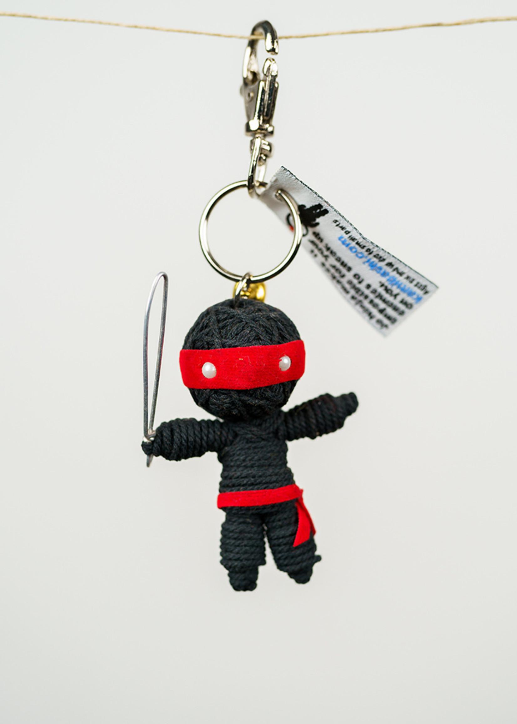 Jo Ninja String Doll