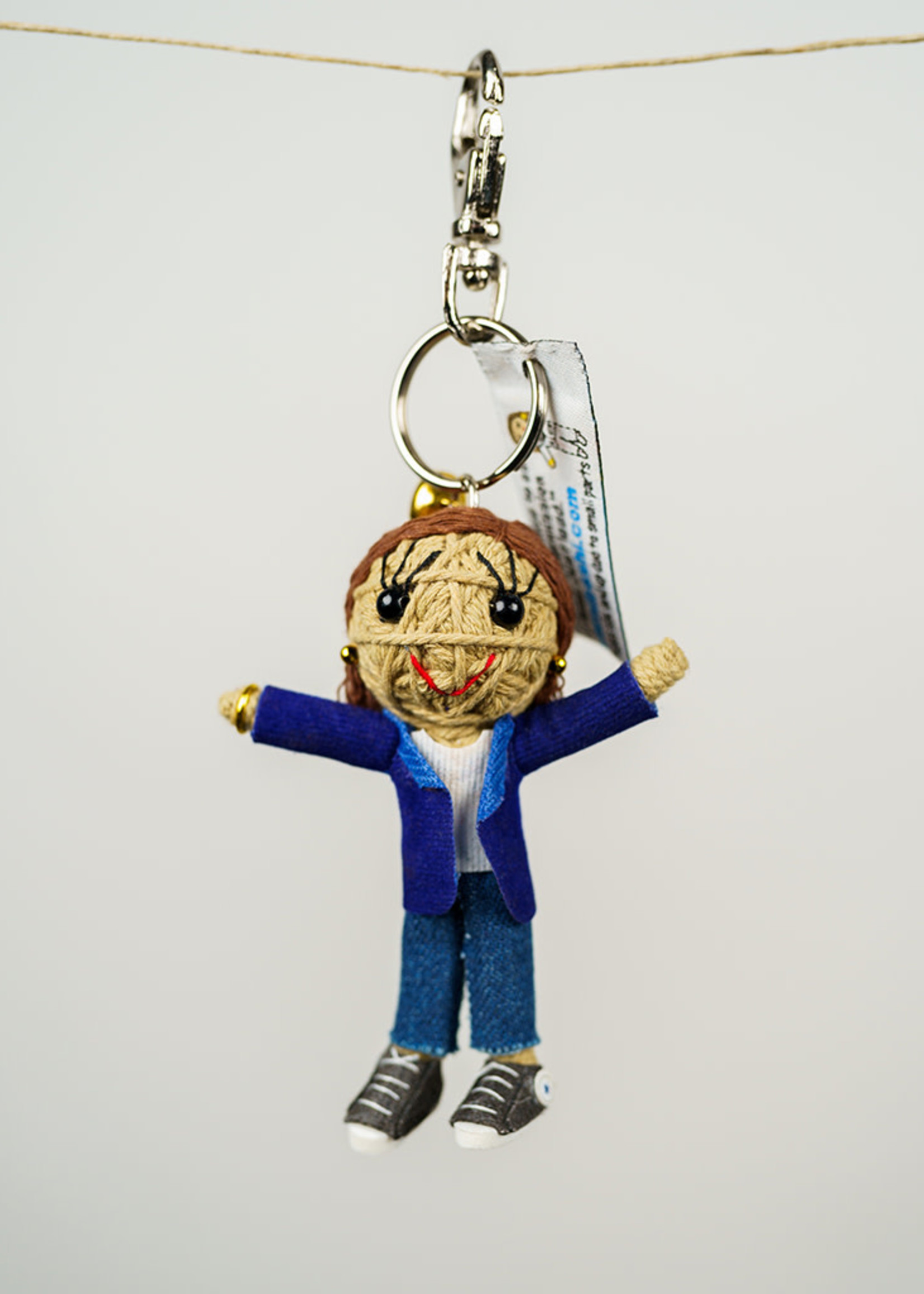 Kamala String Doll