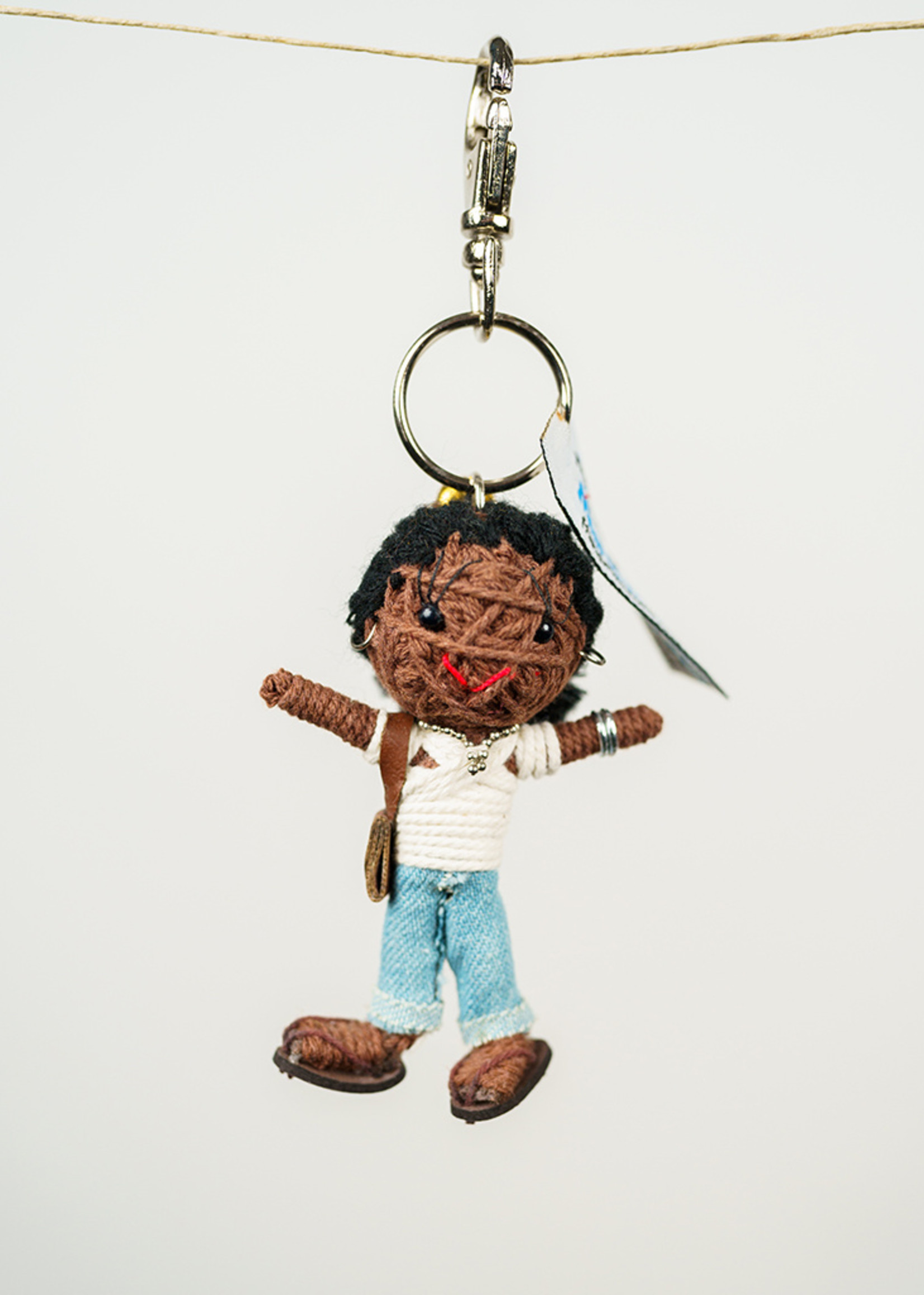 Mom of the Year String Doll