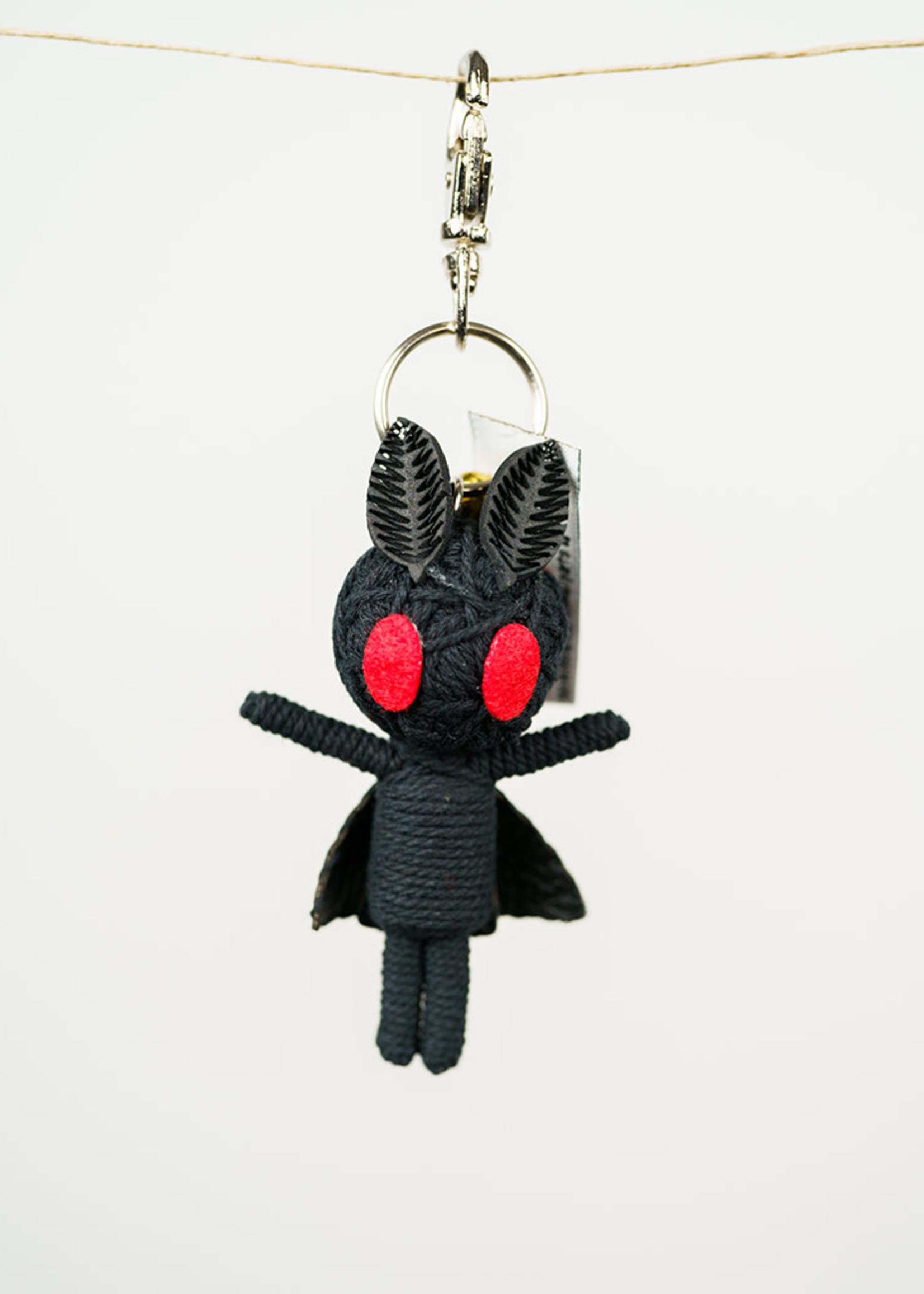 Mothman String Doll