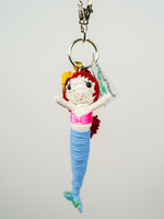 Shelly the Mermaid String Doll