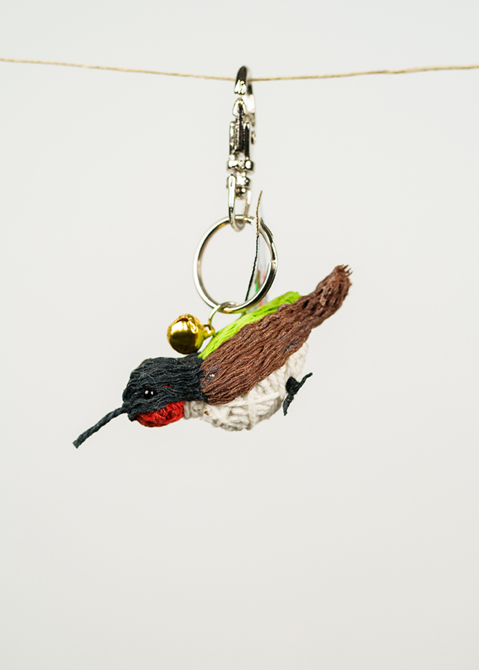 Skyler Hummingbird String Doll