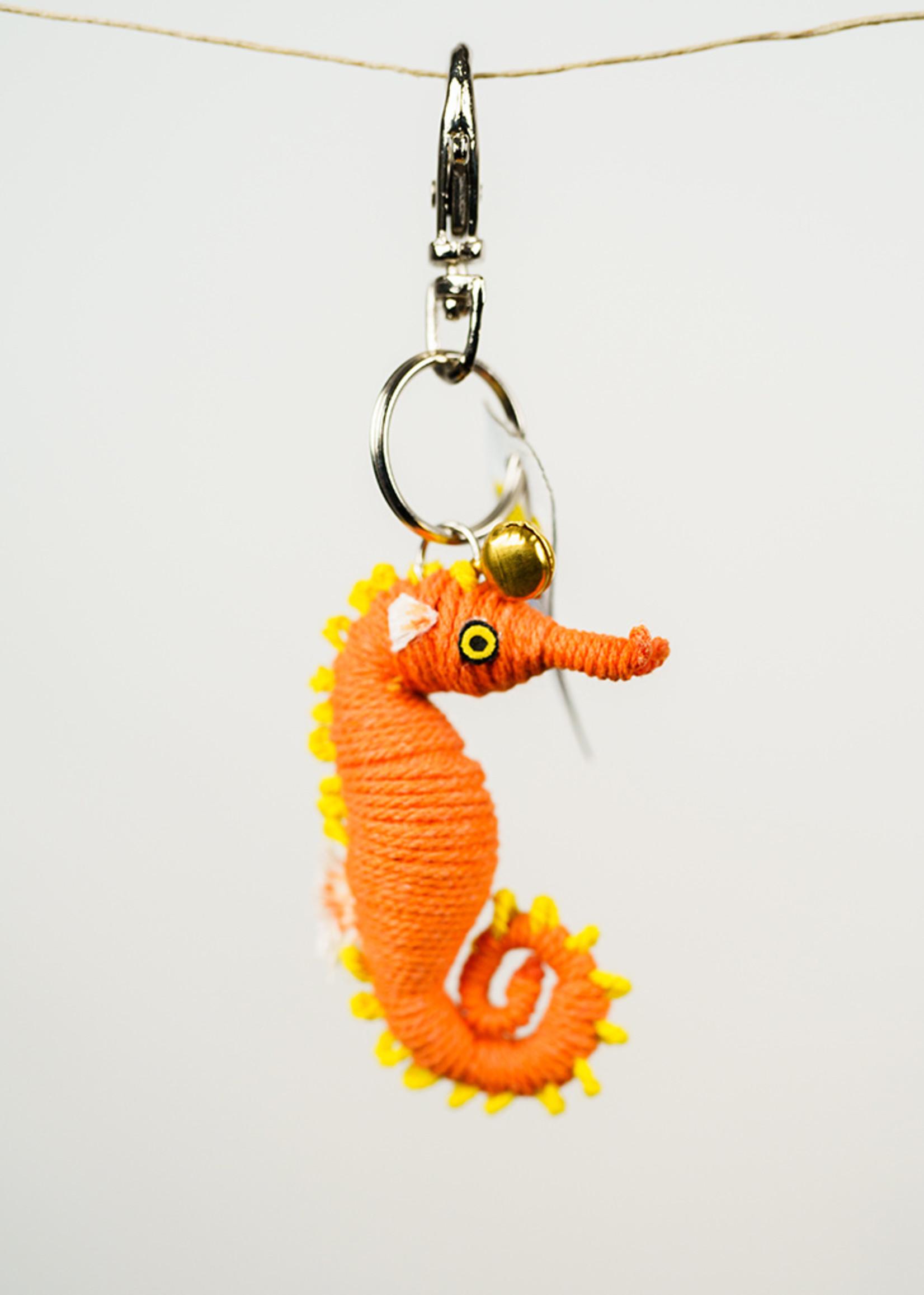 Spiral String Doll