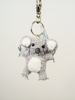 Thackory the Koala String Doll