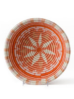 Kazi Medium Coral Burst Basket