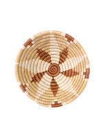 Kazi Small Shades of Sand Basket