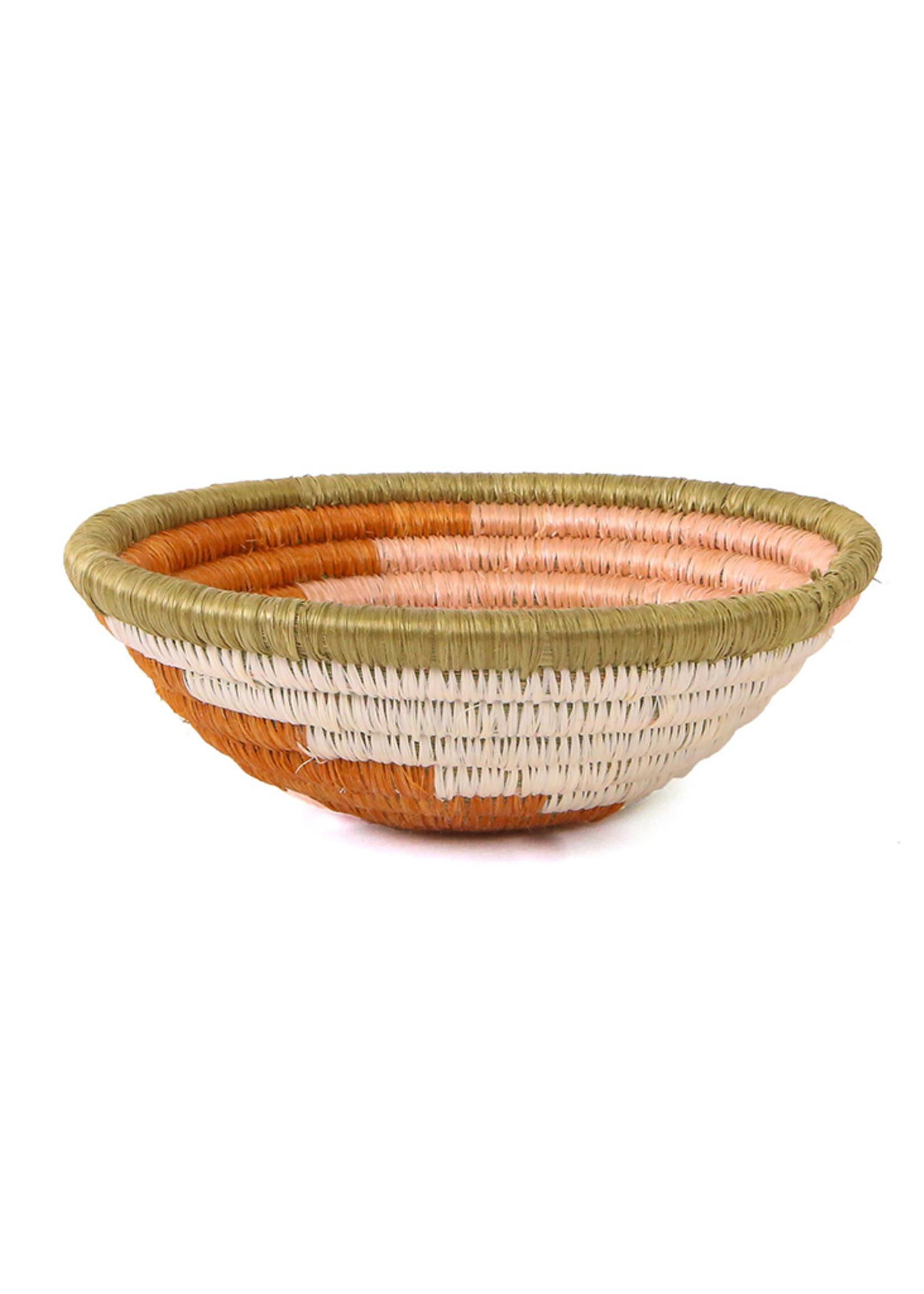 Kazi Small Canyon Clay Unity Basket