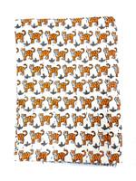 Block Print Tiger Quilt