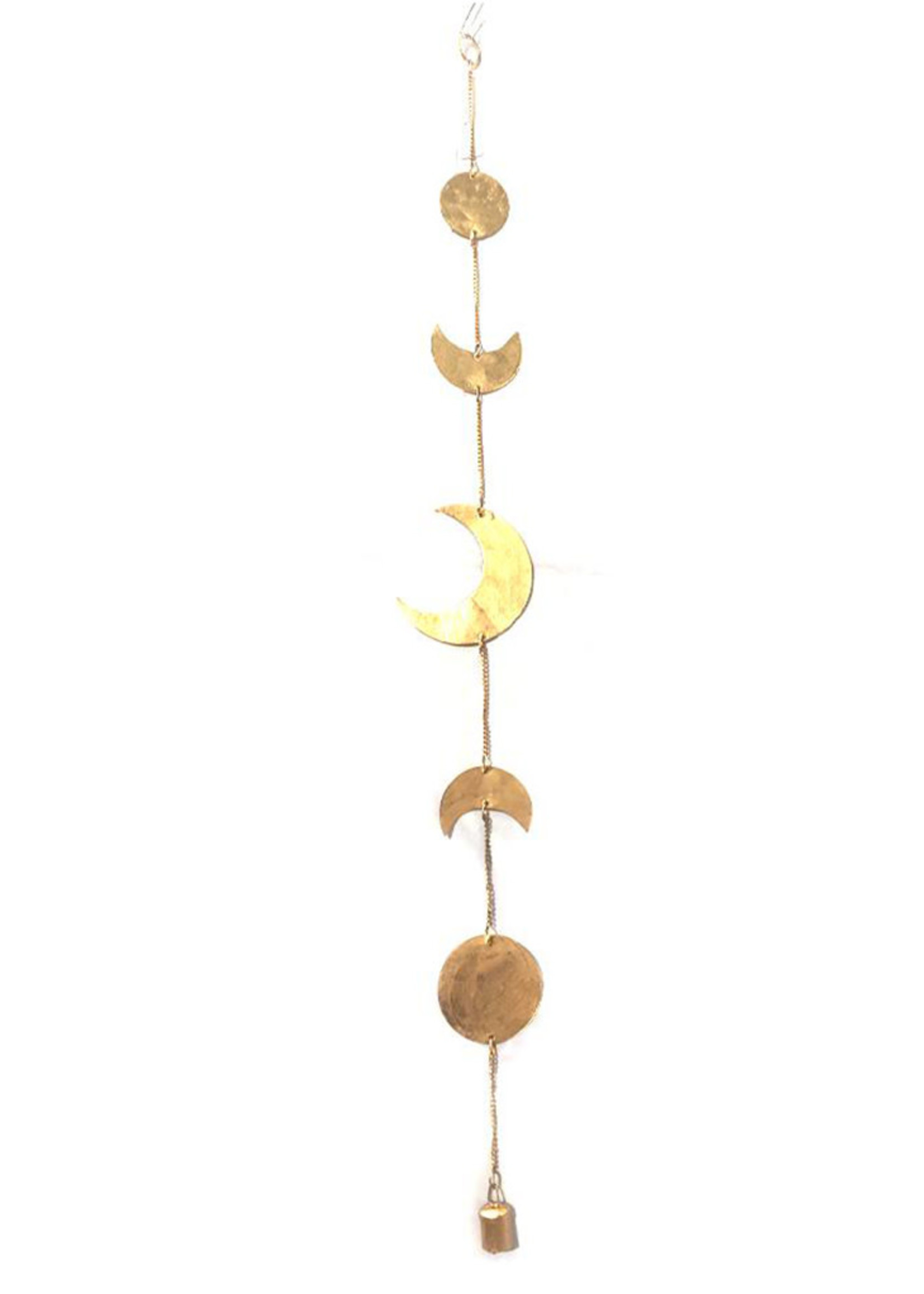Gold Moon Phase Chime