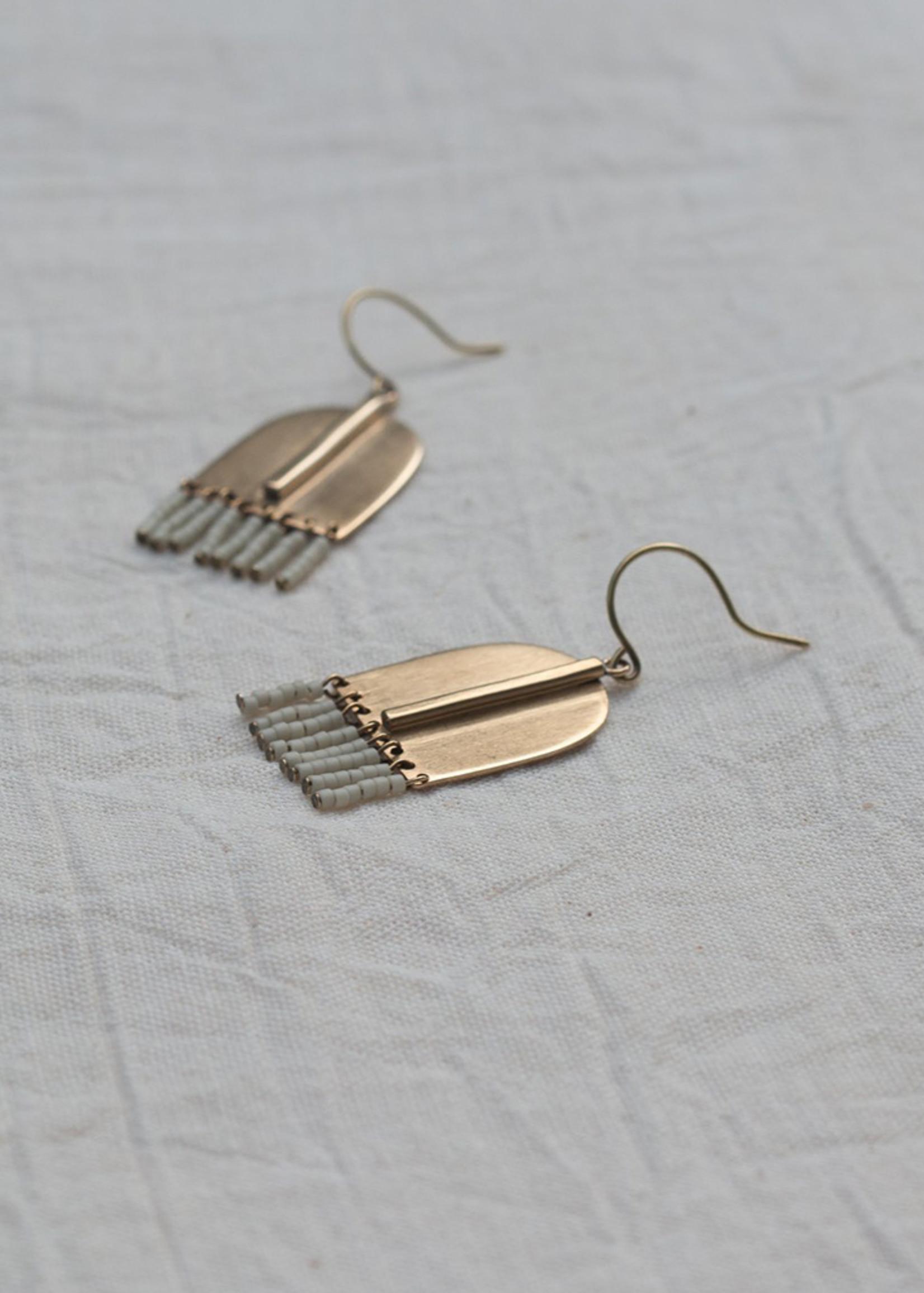 YEWO Batika Earrings