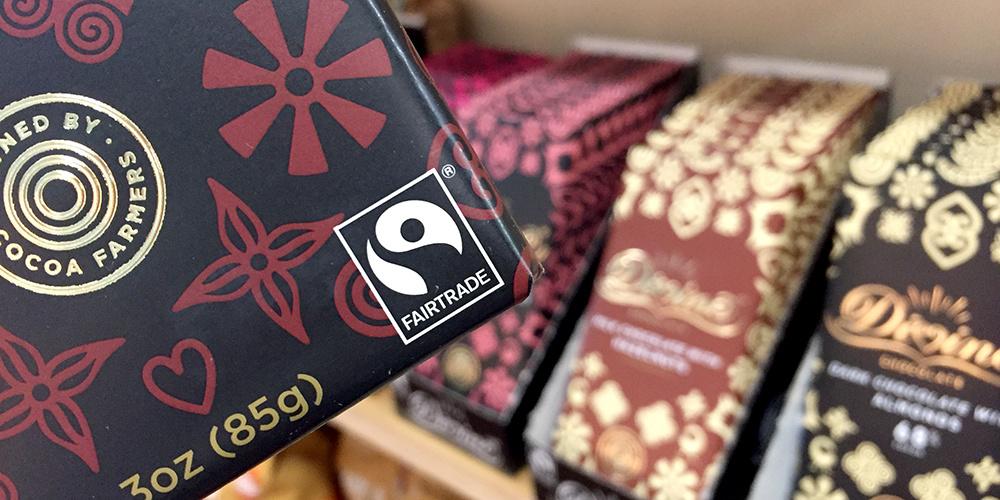 Fair Trade Basics: Logos To Look For