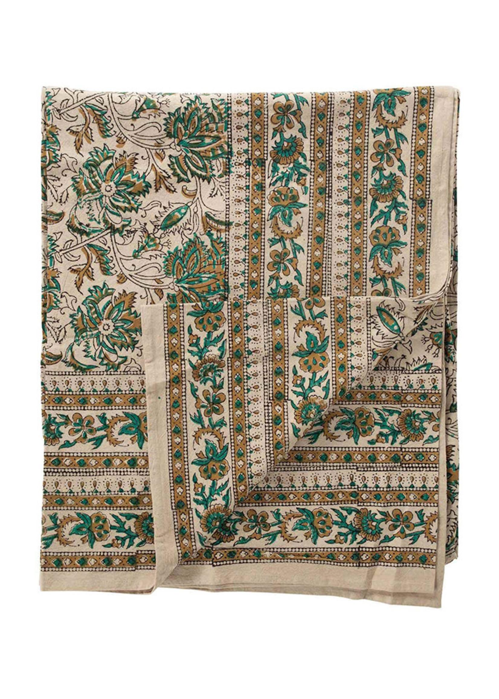 Greenery Tablecloth