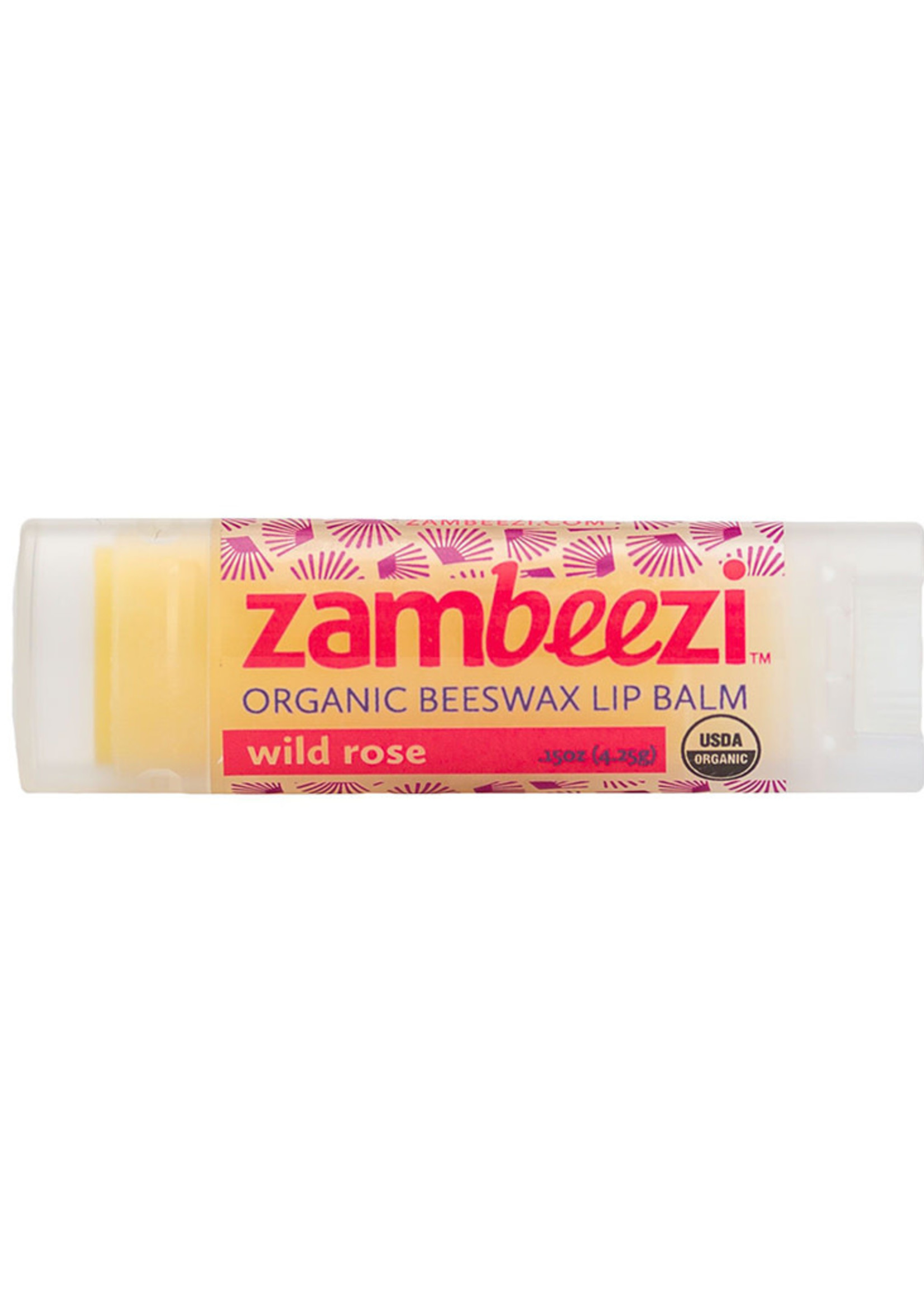 Wild Rose Beeswax Lip Balm