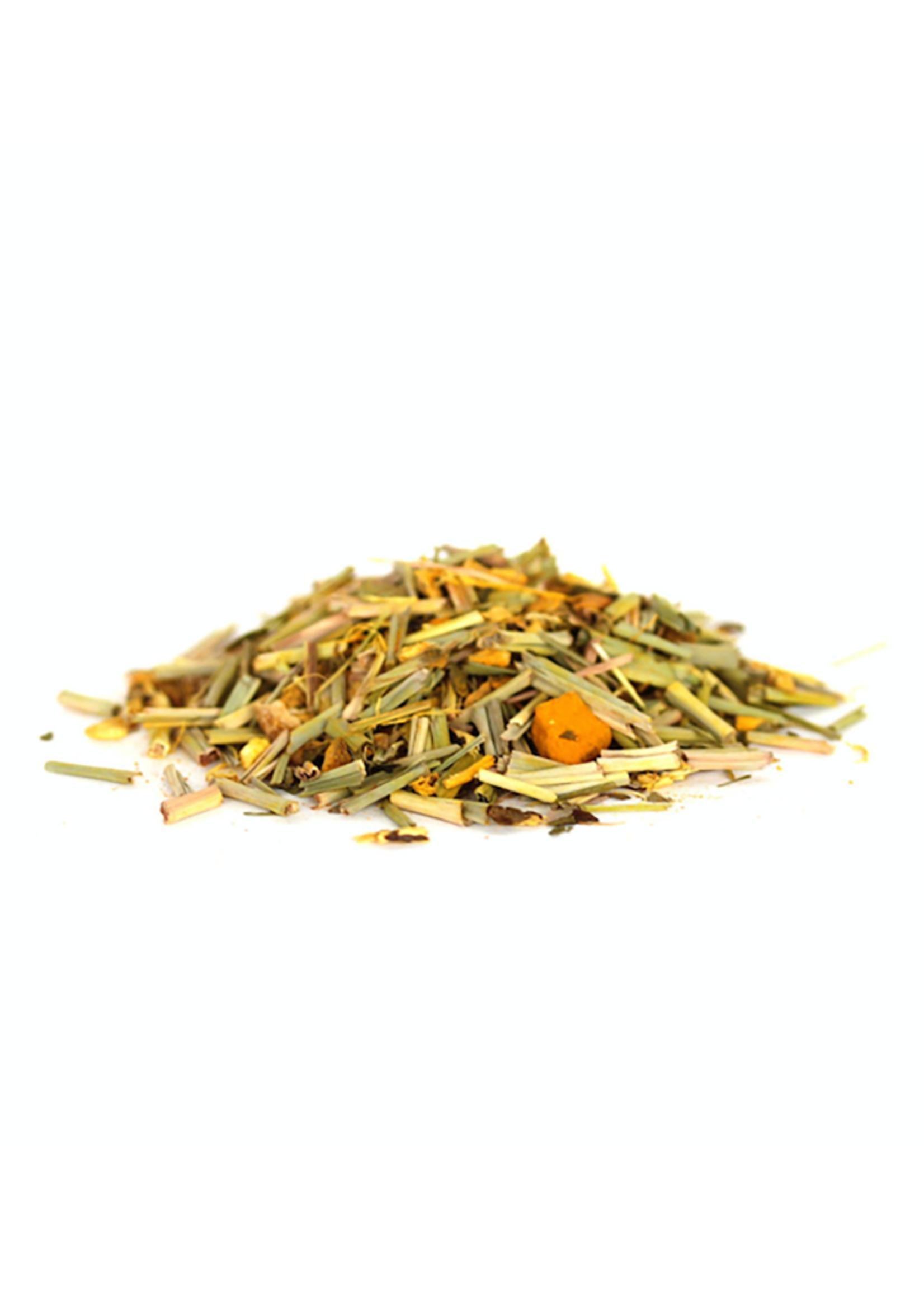 JusTea Loose Leaf Tea - Turmeric Ginger