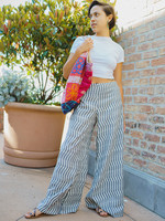 Passion Lilie Billowy Grey Pants