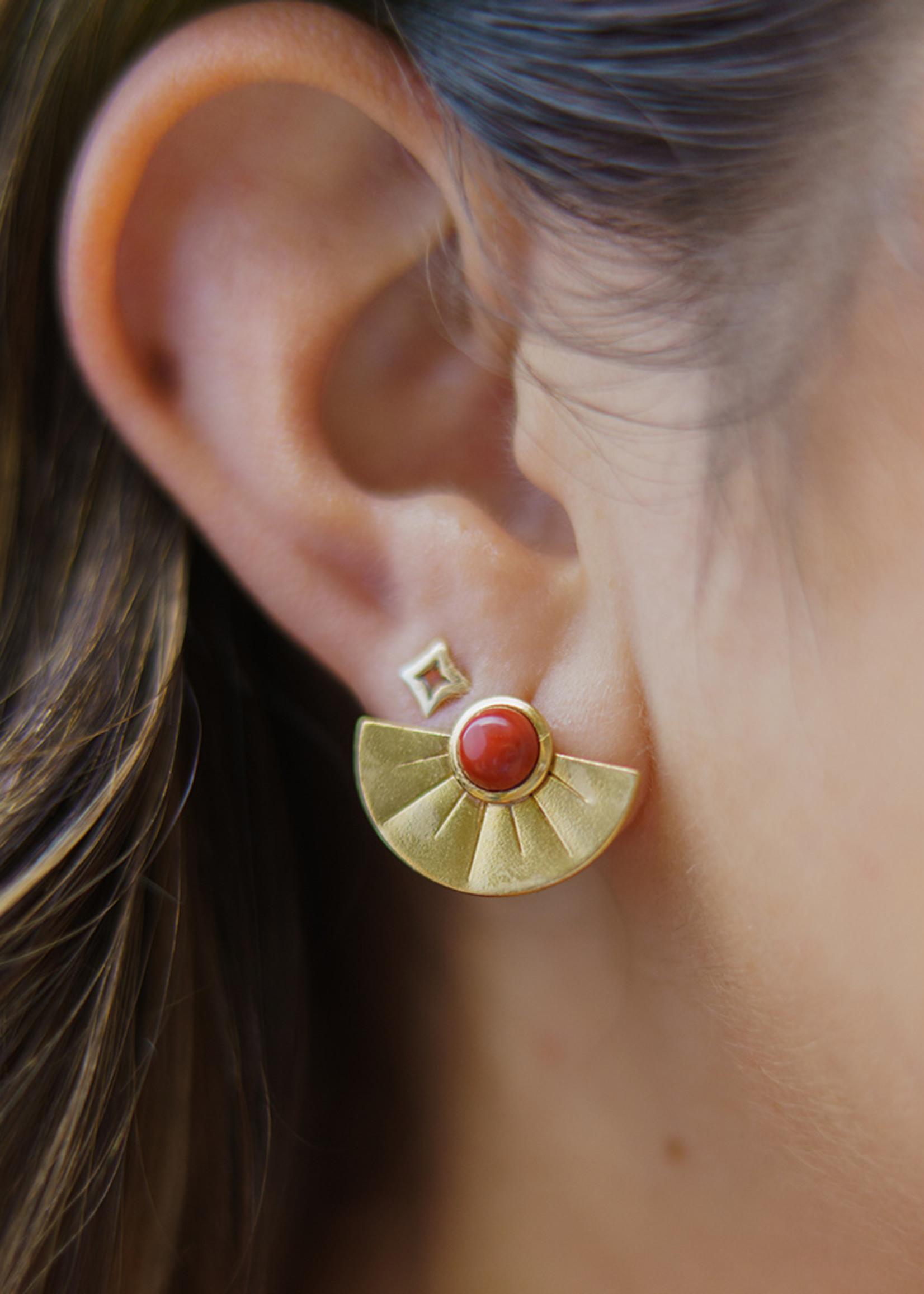 Purpose Jewelry Oasis Studs Earrings
