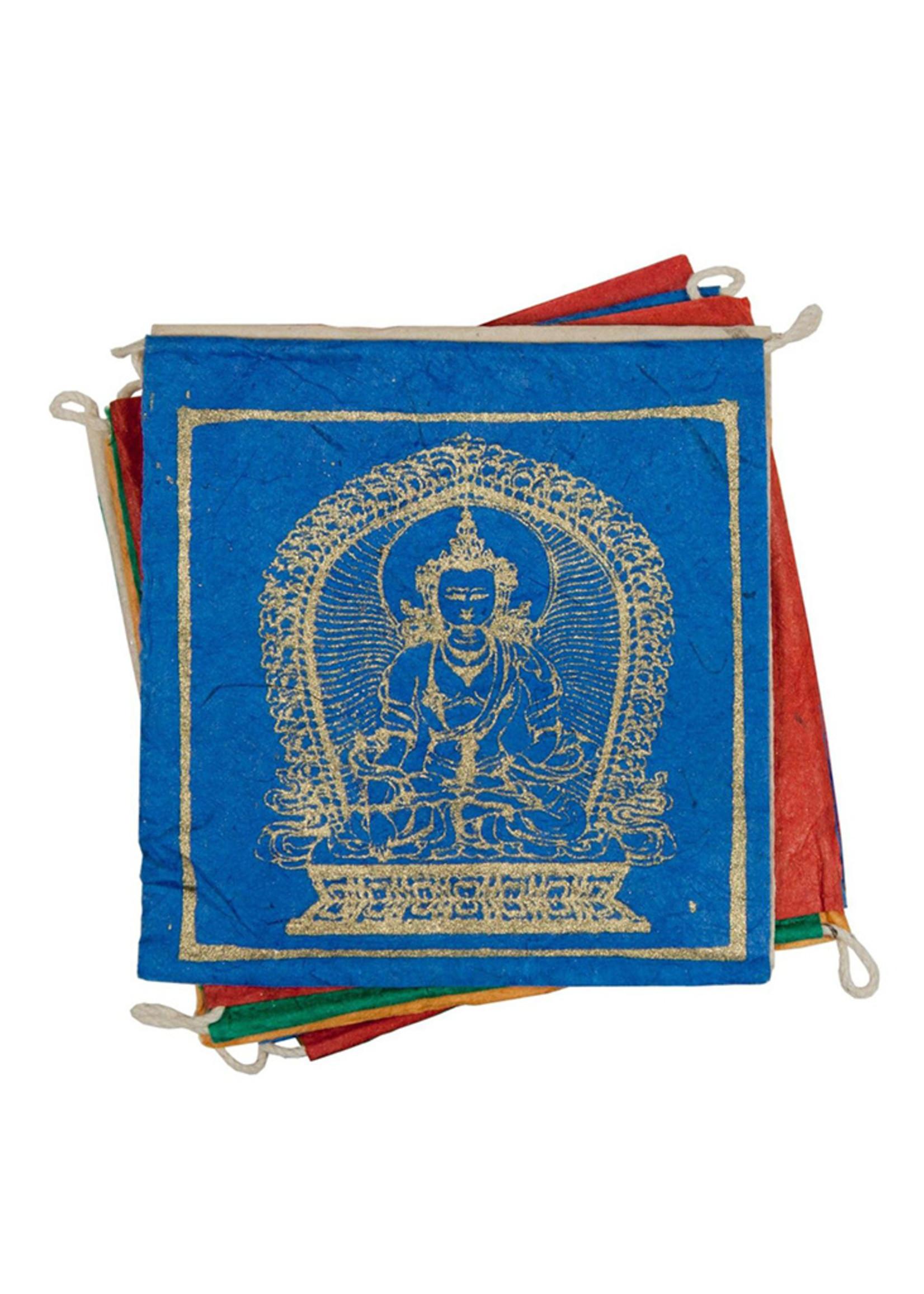 Mini 5 Buddha Prayer Flags