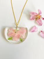 Belart Sakura Cherry Necklace