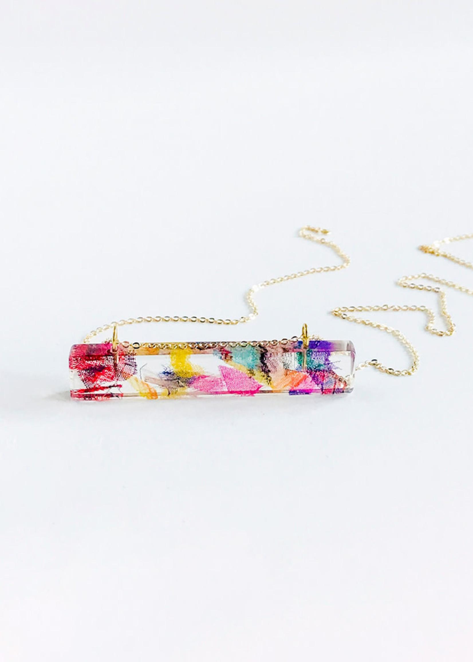 Belart Palito Sari Necklace
