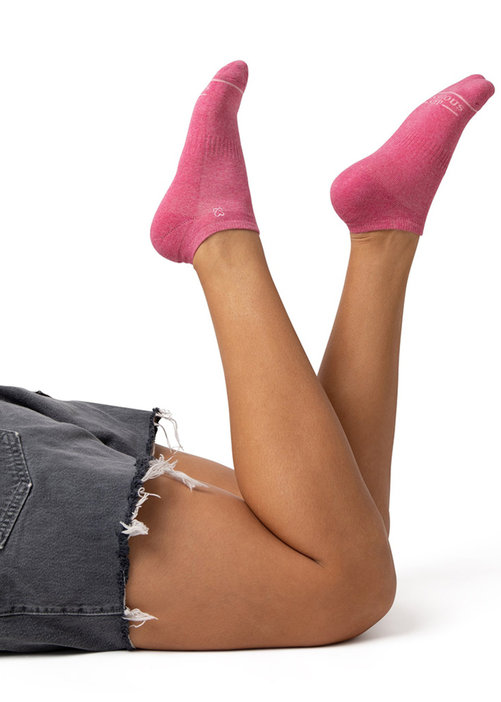 Conscious Step Women's Box of Socks That Prevent Breast Cancer