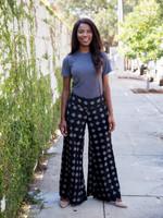 Passion Lilie Octavia Black Pants