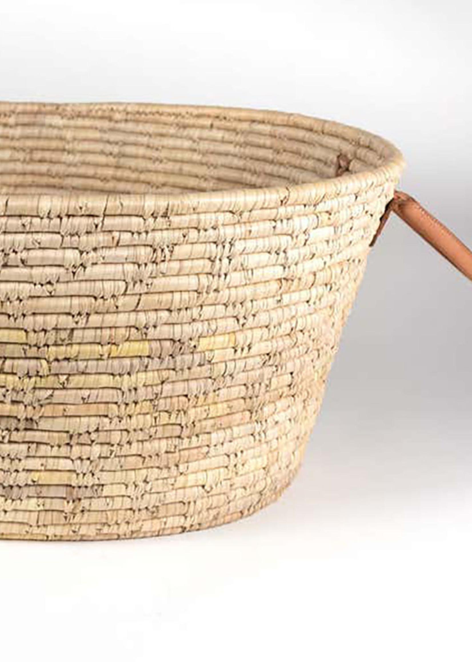 Palm Laundry Basket