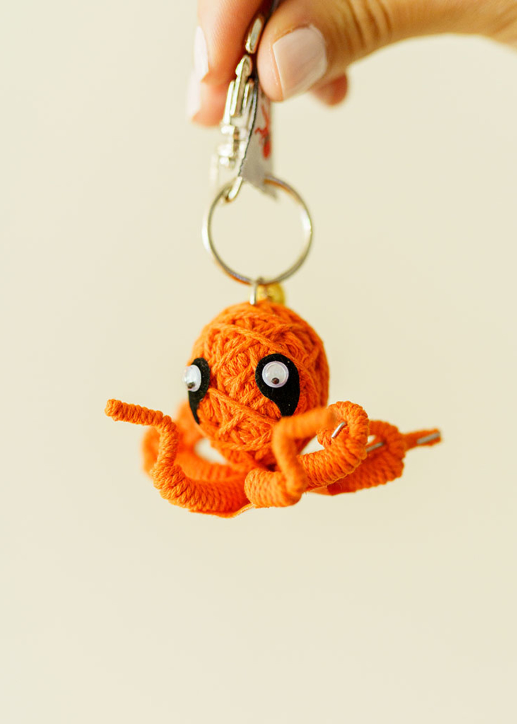Otto Octopus String Doll