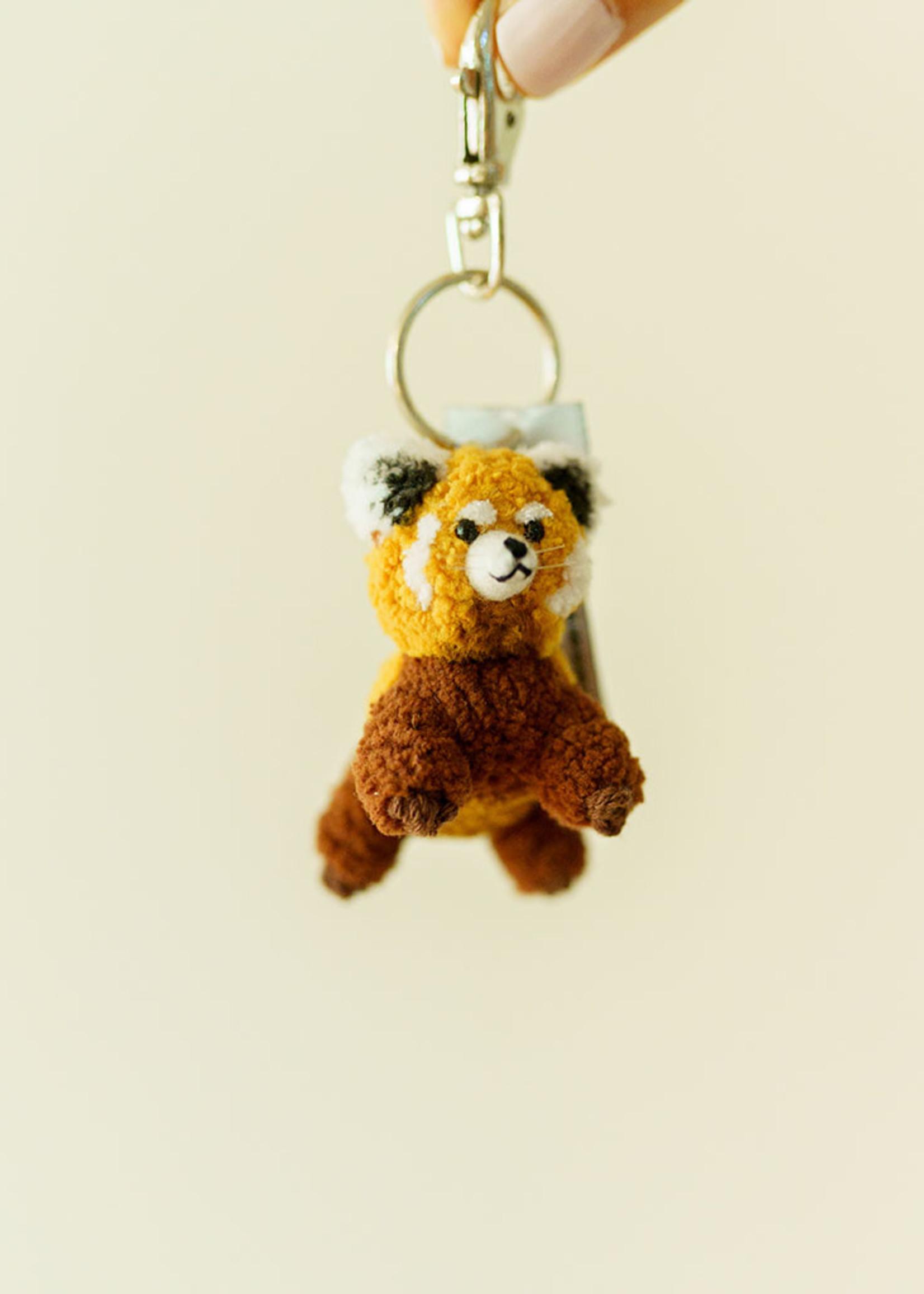Red Panda String Doll