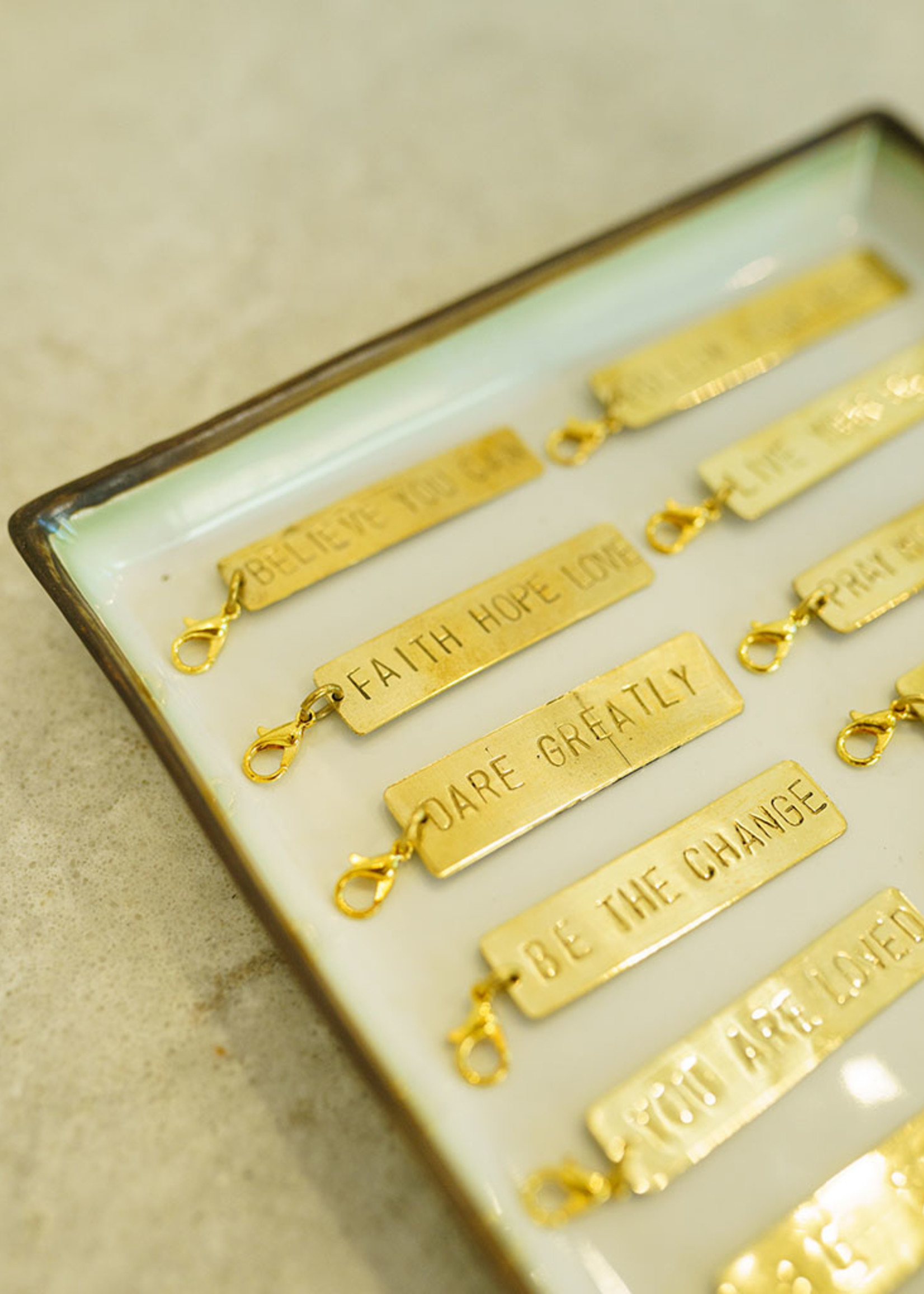 Brass Charm