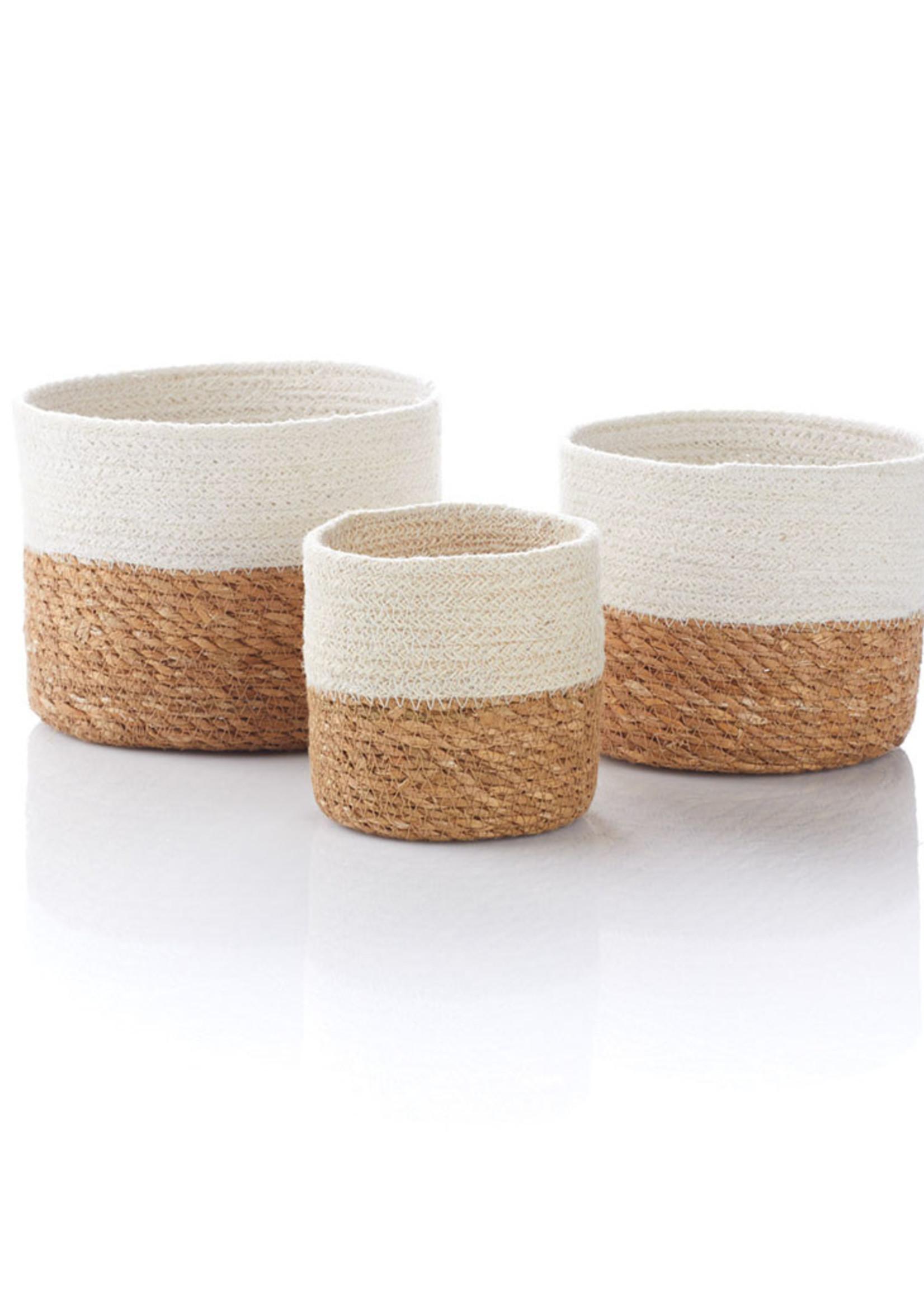 Samadra Sands Nesting Baskets [Set of 3]
