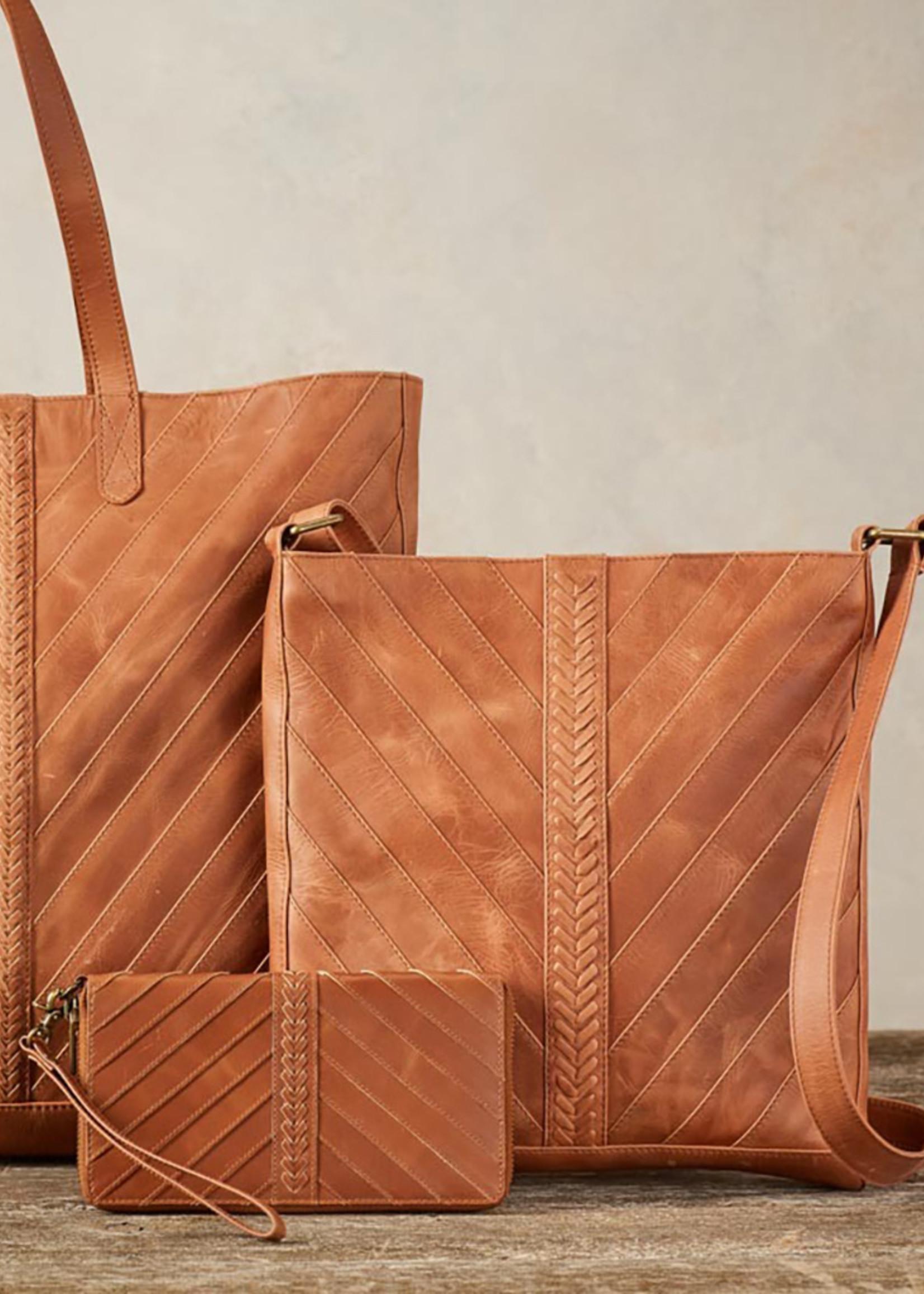 Riya Leather Wallet