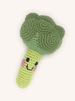 Friendly Broccoli Rattle