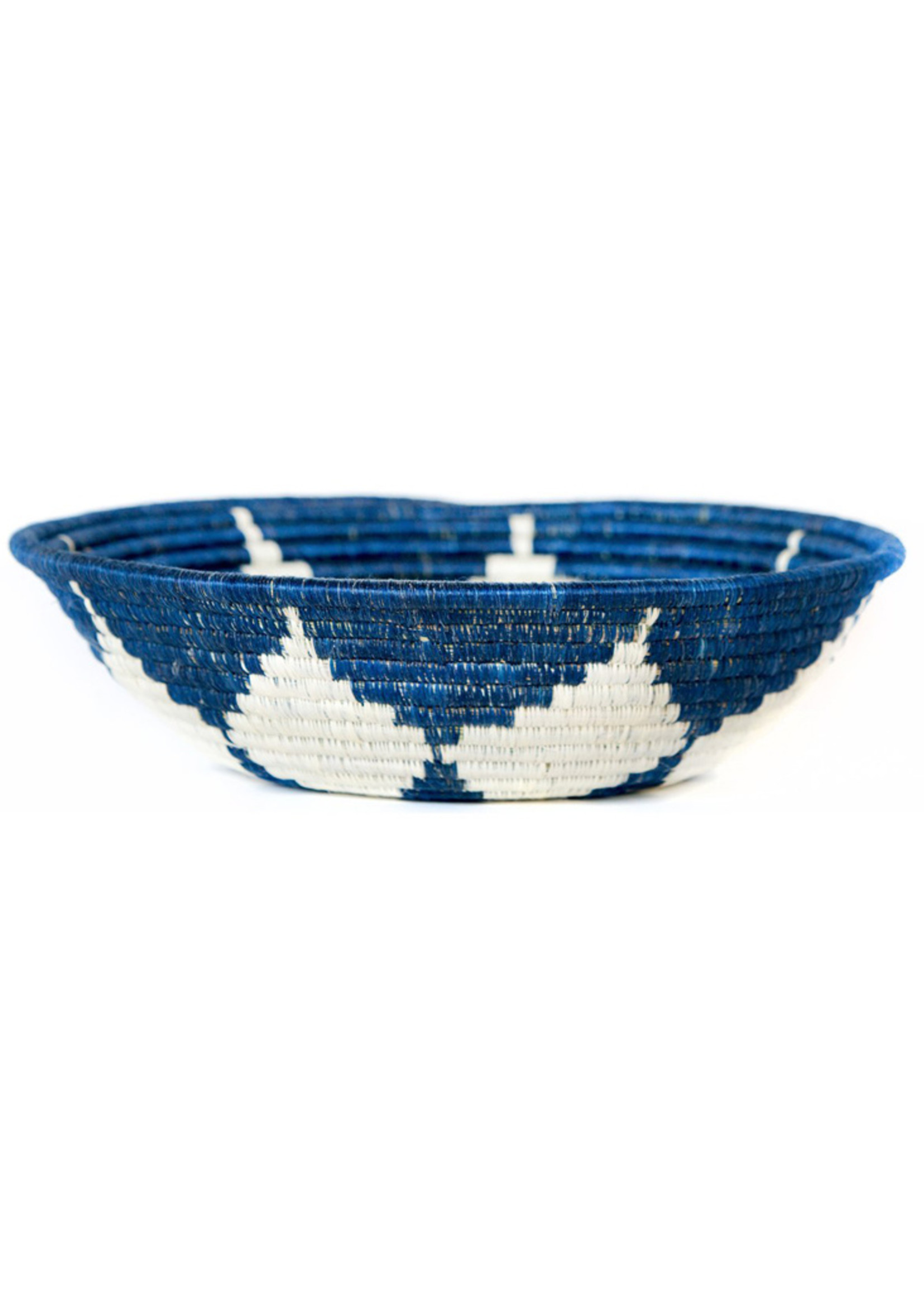 Kazi Medium Blue Night Basket