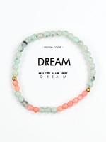 Morse Code DREAM Bracelet