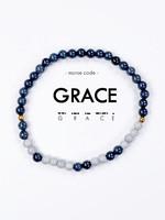 Morse Code GRACE Bracelet