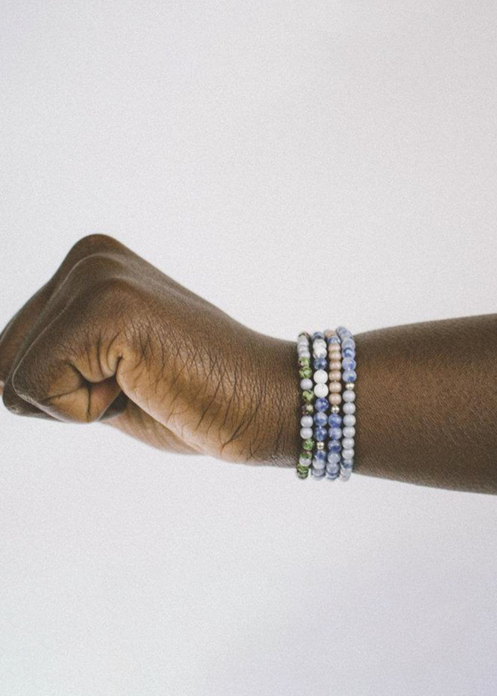 Morse Code STRENGTH Bracelet