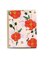 Nancy Floral Blank Card