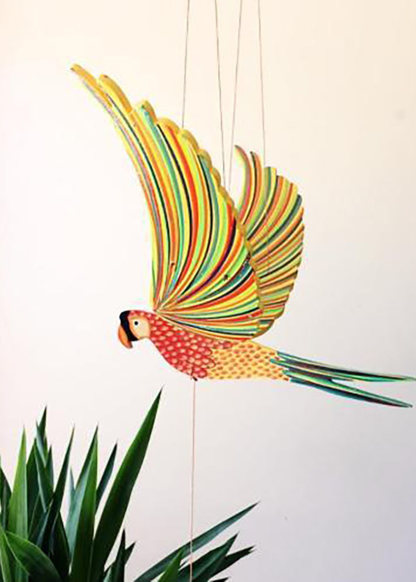 Parrot Macaw Mobile