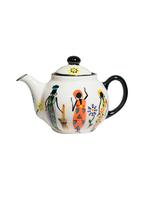 African Ladies Teapot