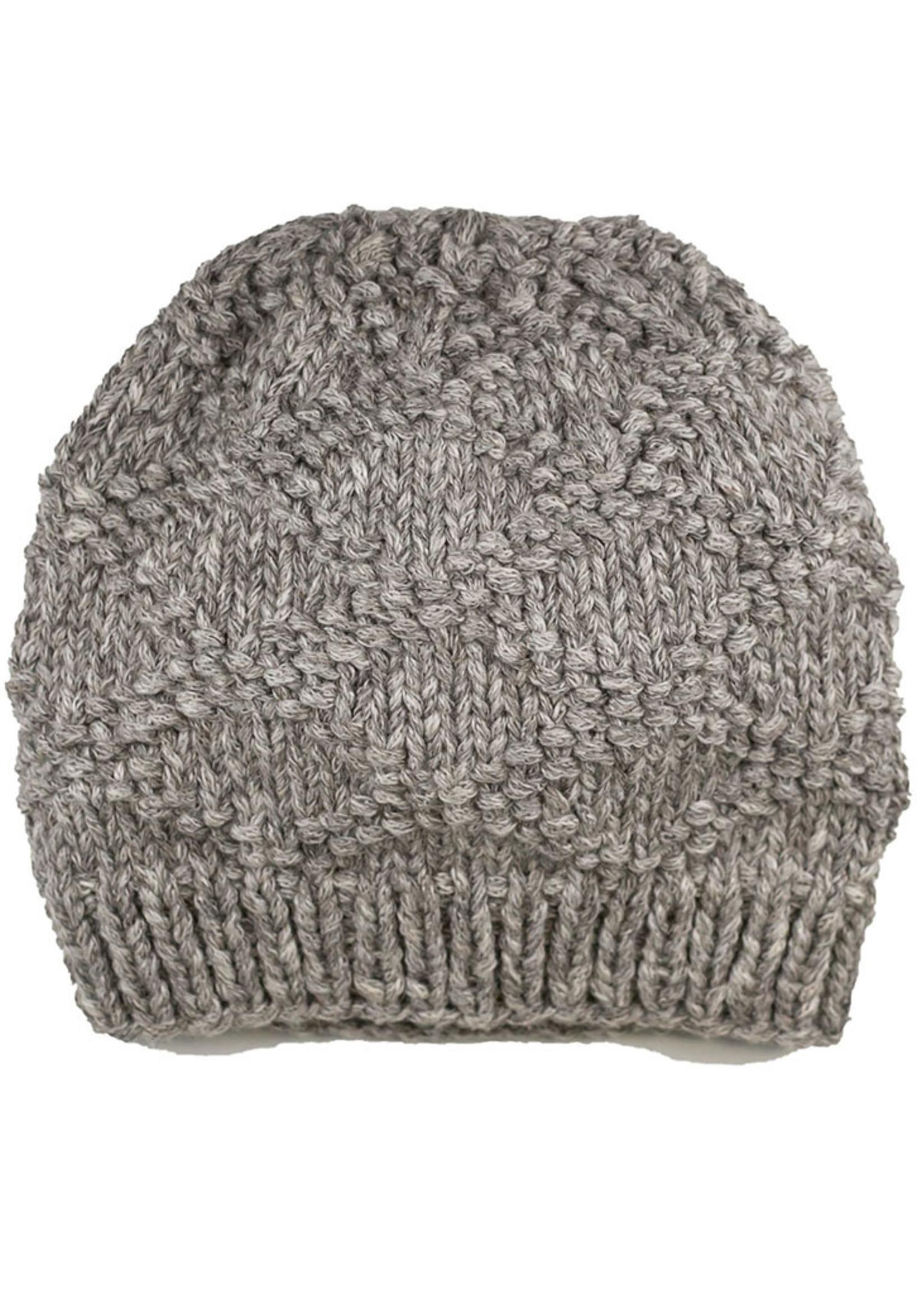 Knit Pacha Hat