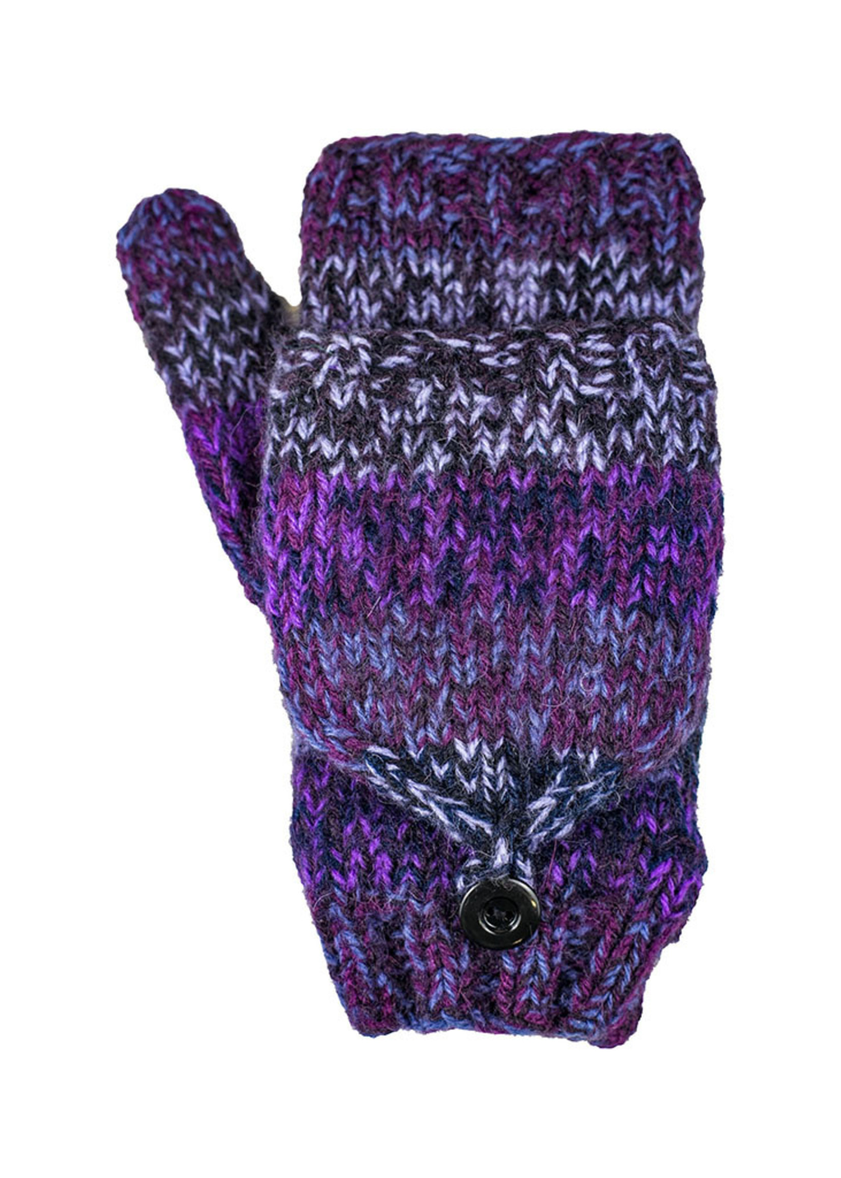 Funky Knit Flittens
