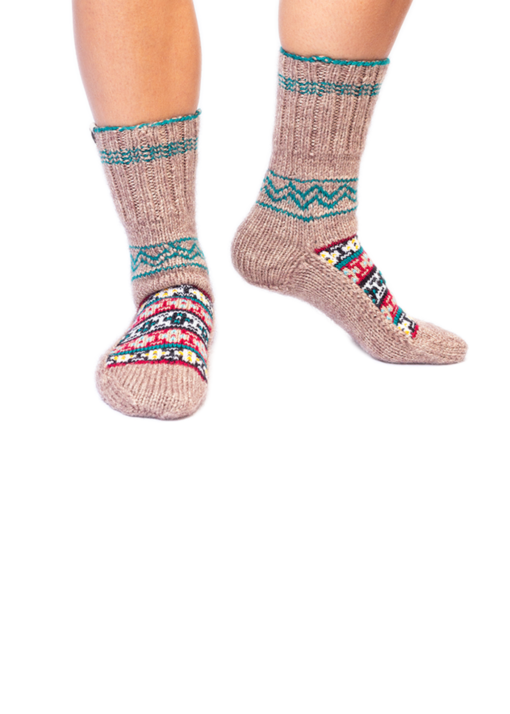 Hamesha (Always) Earth Socks