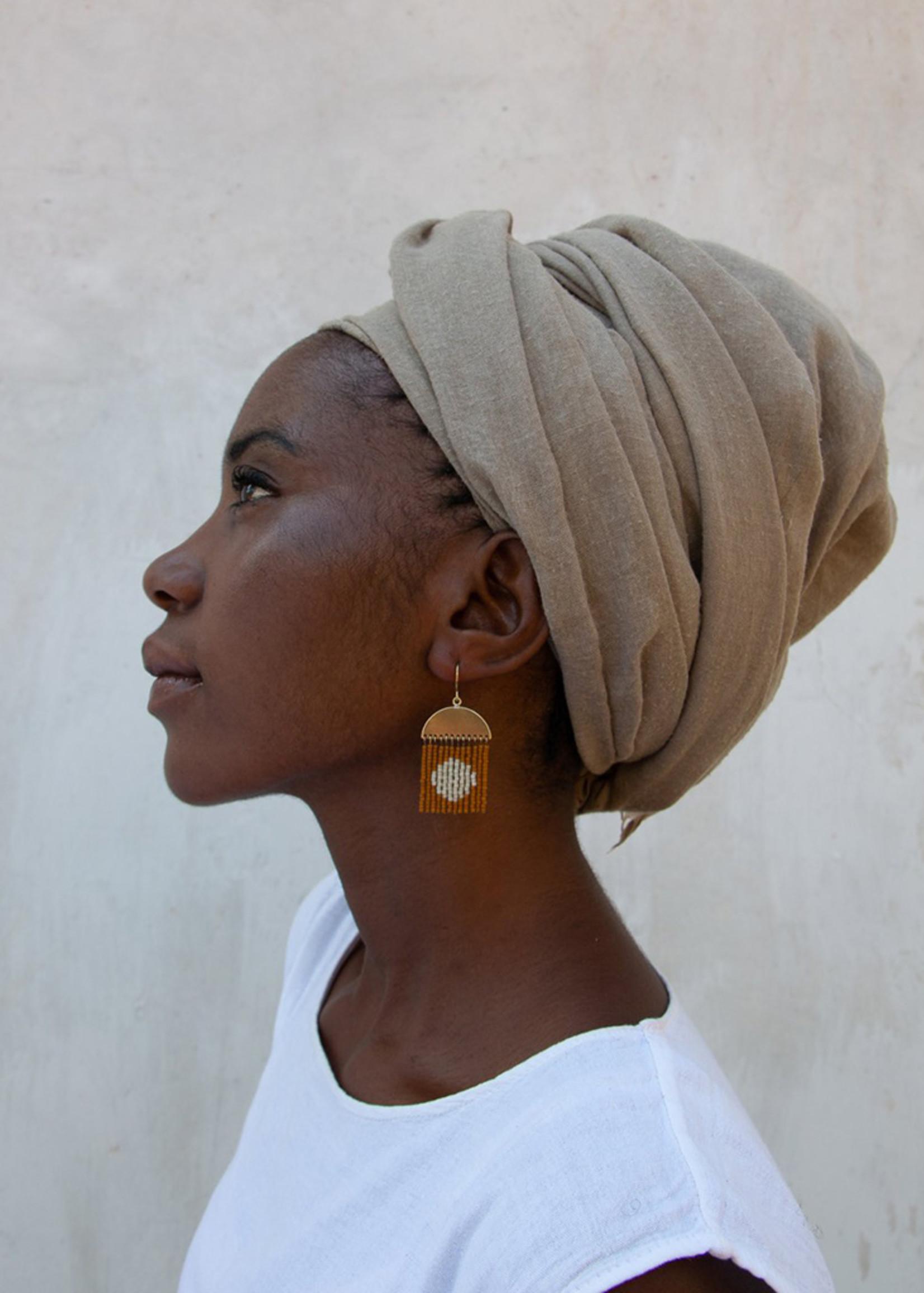 YEWO Hamba Earrings